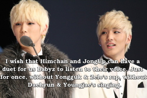 confess-bap:  picture credits to jonginmee  I wish too… so much.
