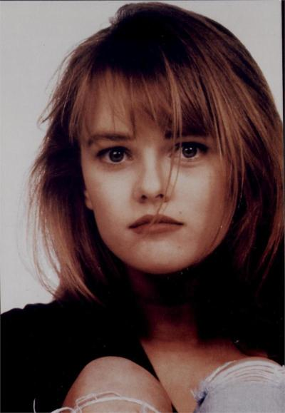 Vanessa Paradis, 15 years old.
