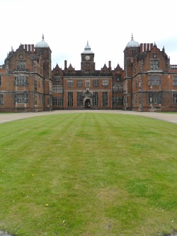 Aston Hall, Built in 1618, taken over by Birmingham Municipal Council in 1864 the first historic stately home to taken into public ownership. Aston , Birmingham, England All Original Photography by http://vwcampervan-aldridge.tumblr.com