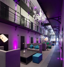laughingsquid:  Het Arresthuis, Dutch Luxury Hotel in a Former Jail