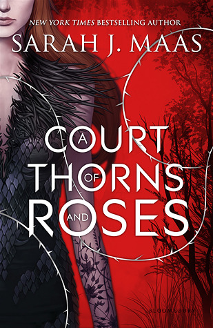 A Court Of Thorns & Roses by Sarah J Maas