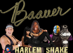"3manbooth:  Who has the ""Best Harlem Shake?"" Is it WWE? TNA? Wrestling Is Art? Or SHINE Wrestling? Vote for your favorite!"