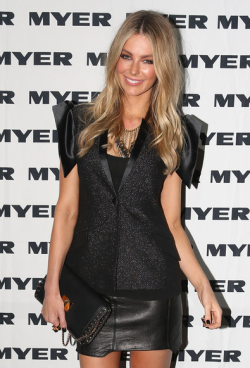MERCEDES BENZ FASHION WEEK AUSTRALIA WRAP UP - JENNIFER HAWKINS (JAYSON BRUNSDON) Sydney style was out in full force last week as Mercedes Benz Fashion Week hit the town. Local designers including Ellery, Jayson Brunsdon, Toni Maticevski and Lisa Ho showcased their new season collections to an array of celebrities and fashion industry VIPs. Big names spotted in the front row included Jennifer Hawkins, Lara Bingle, Rachael Finch, Samara Weaving and Phoebe Tonkin as well as Mick Jagger's daughter, Georgia May. Here are some of the hottest images from the week for YOUR viewing pleasure! Image Source: Zimbio