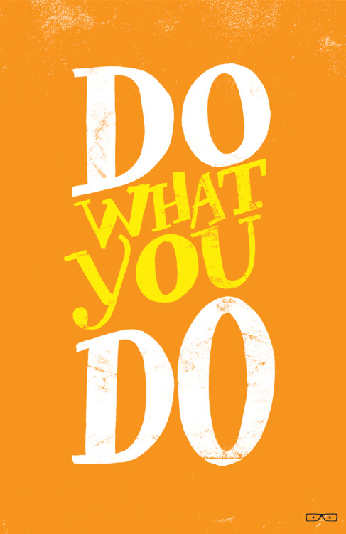 goodtypography:  do what you do | jason vandenberg