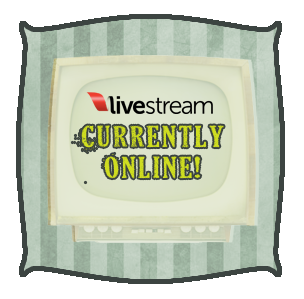 eternityarts:  Livestreaming some art and such. I'll update when I go offline or whatever as well. Just going to be working on random things for a little while.  http://www.livestream.com/eternitywaits
