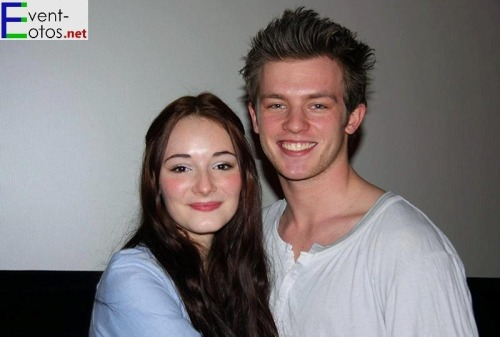 the-hunger-games-and-rubinrot:  Maria and Jannis . ♥