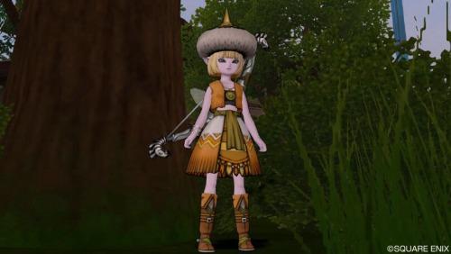 森の守り人