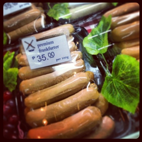 sausage galore