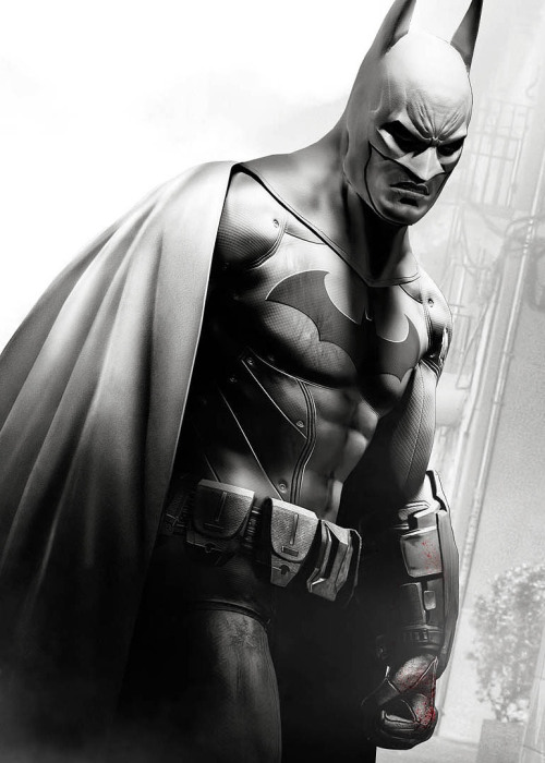 gamefreaksnz:  Batman Arkham Origins rumoured for E3 reveal  According to rumours, Batman Arkham Origins is a Silver Age-inspired prequel that will be fully revealed at this year's E3.  Nice!