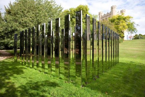 Danish artist Jeppe Hein, Follow Me Bristol, 2009Contemporary-Art-Blog