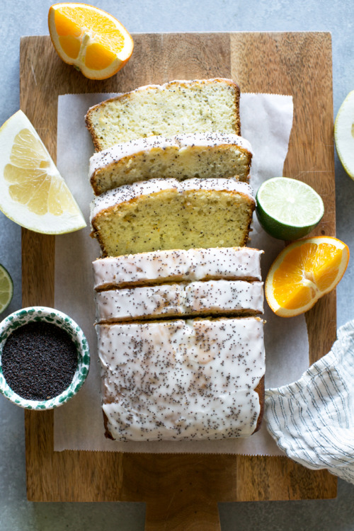Citrus Poppy Seed Cake Recipe citrus poppy seeds cake food dessert