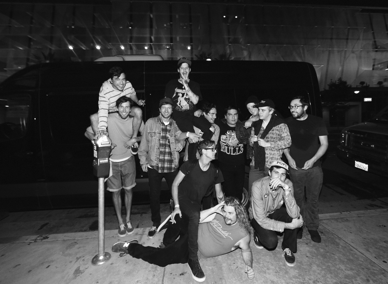the end of a great tour with Wavves, FIDLAR and Cheetahs