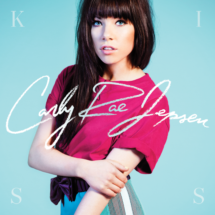 "Gavin Taylor's work for Carly Rae Jepsen. Handwriting/lettering is superb! Also I enjoy ""Call Me Maybe"" (no irony)"