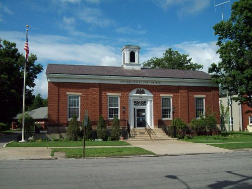 United States Post Office, Springville, New York