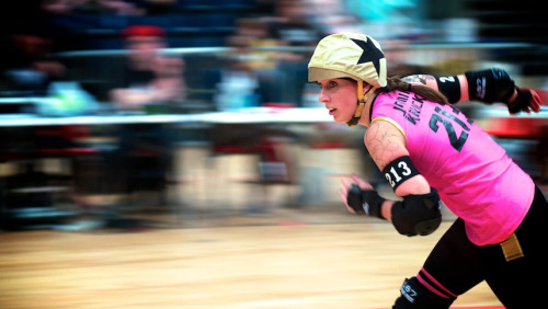 itsrollerderbybitches:  DC Roller Derby by pablo.raw