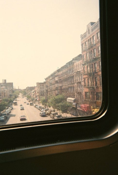Going through Harlem