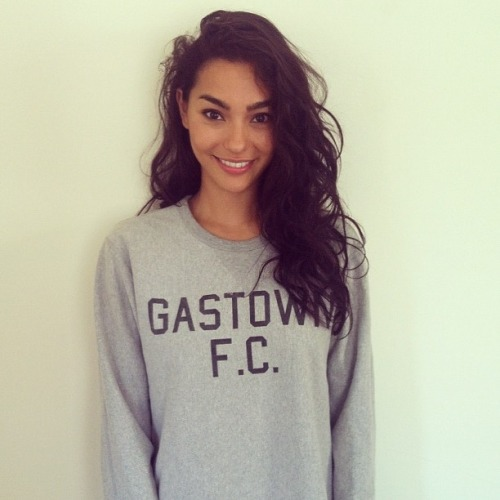 We may not have Adrianne Ho, but we do have Reigning Champ x Gastown F.C. sweatpants and t-shirts, as well as Reigning Champ's S/S 2013 offerings.