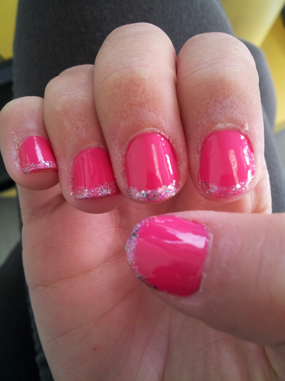 i love these nails didnt last long grr