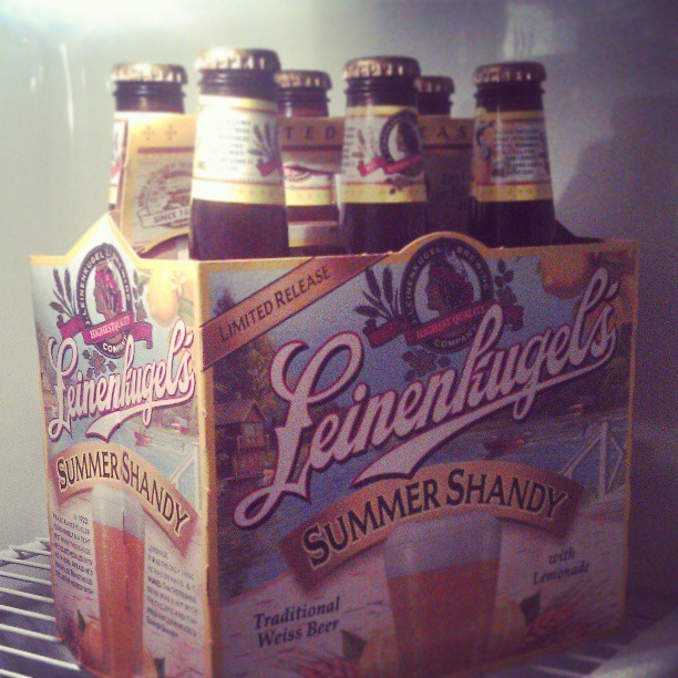 tis the season #summer #leinenkugel