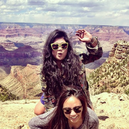 Forever wild #attackhump @cinyounger  (at Grand Canyon)