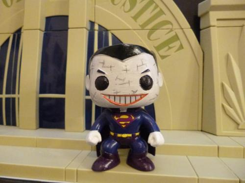 Custom Funko Pop! Bizarro