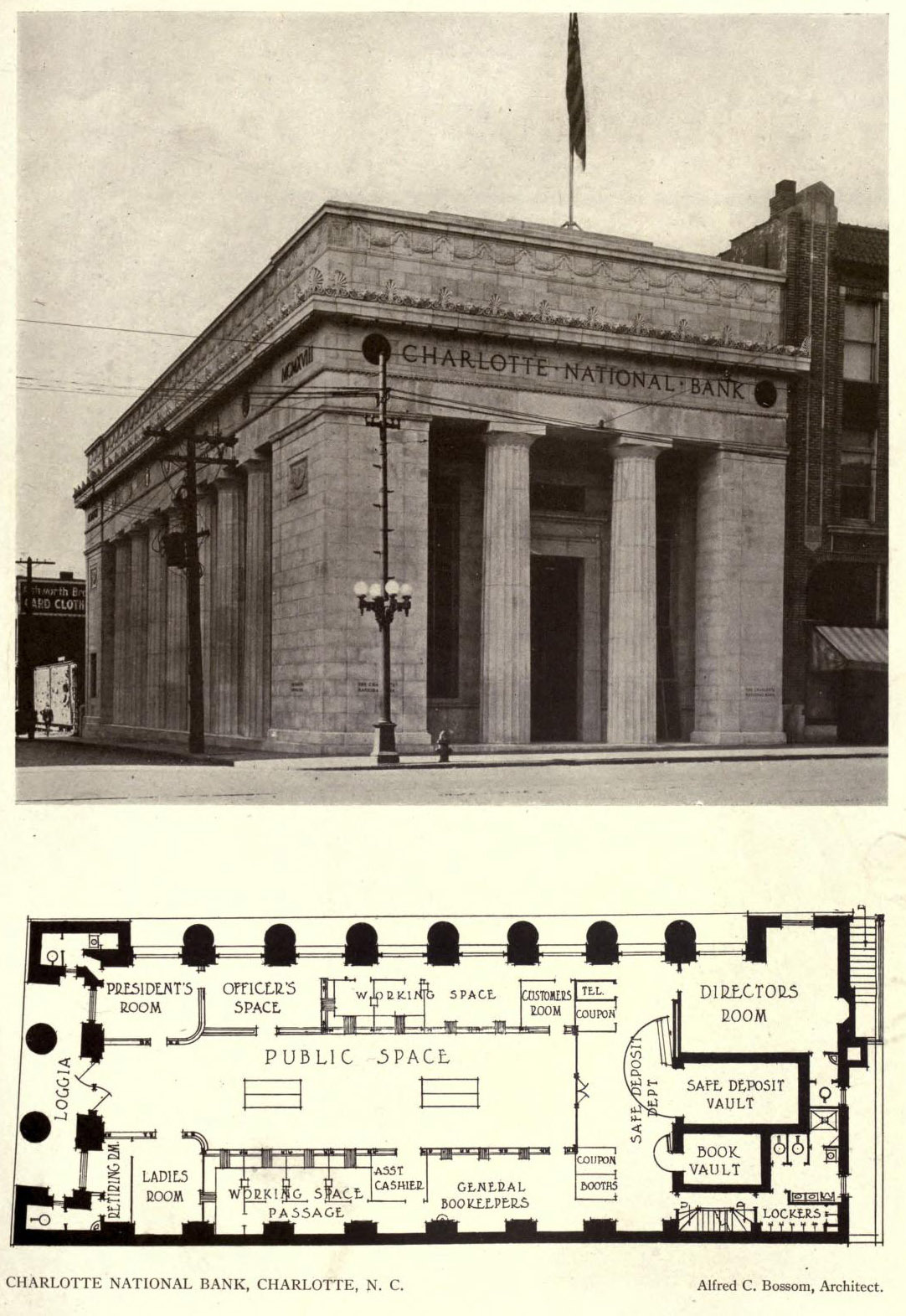 The Charlotte National Bank, Charlotte