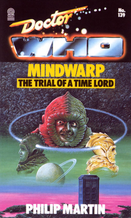 """Mindwarp"" from the Trial of a Time Lord series by Philip Martin Is it just me, or is Sil not a great little villain? Slimy and avaricious to the core, that one! I'd not mind seeing him return for the 50th Anniversary!"
