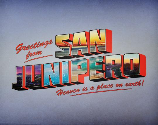 Black Mirror: San Junipero- il paradiso è un posto sulla terra