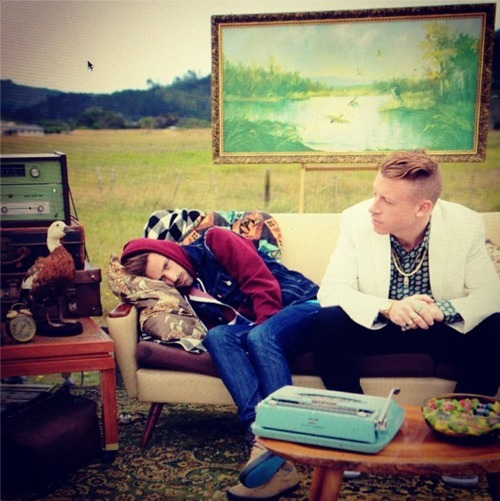 macklemoreandmore:  Macklemore Blog