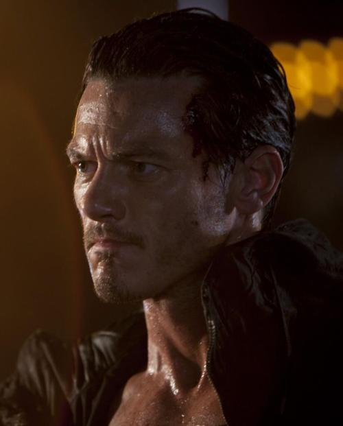 Luke As Driver in No One Lives<br><br>Image from @MoustacheLuke<br>