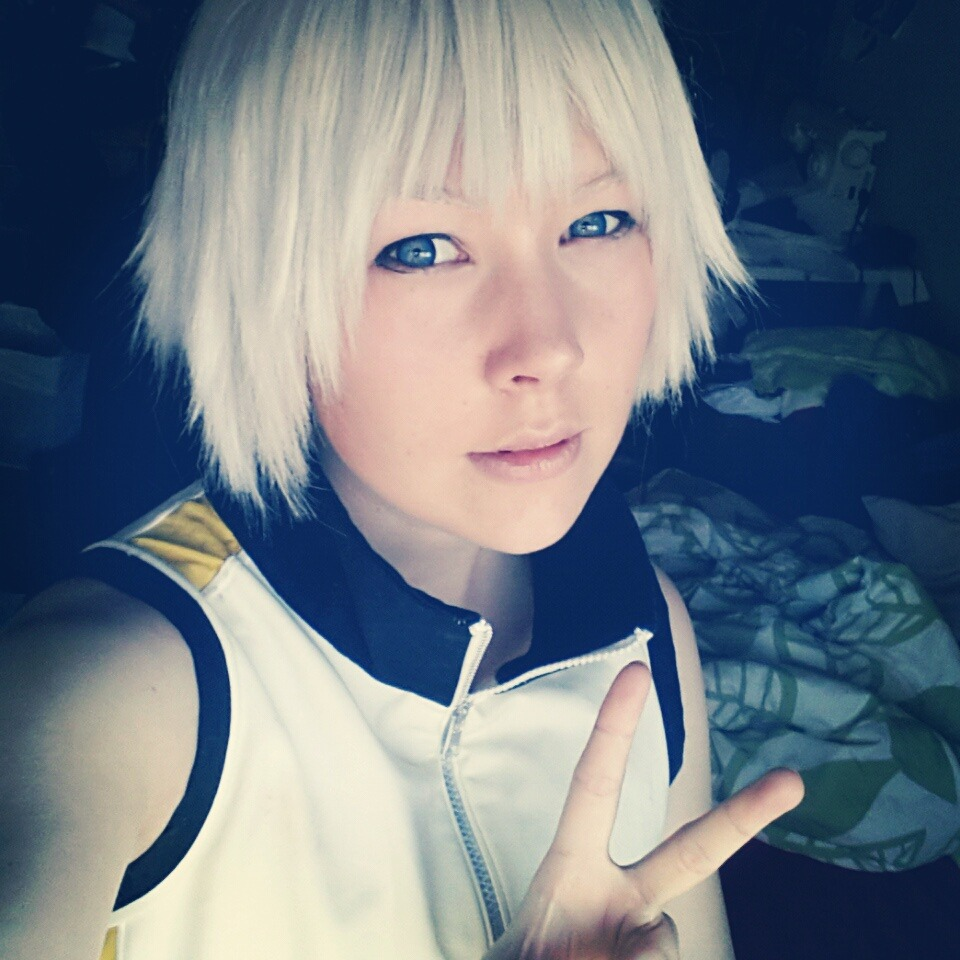 Time for photoshoot~