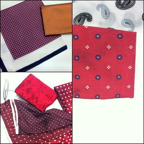 CSquared Pocket Squares