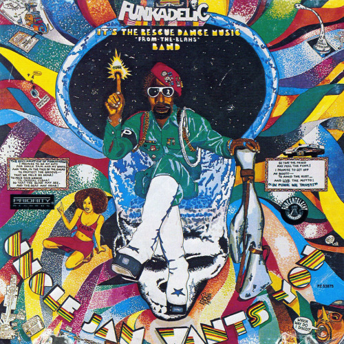 larryeroticcity:  Funkadelic, Uncle Jam Wants You