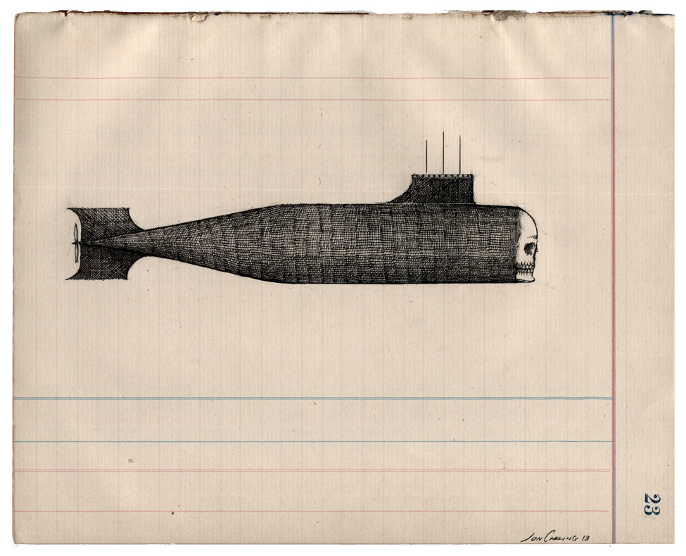 joncarling:  submarine