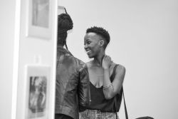 Some images from the launch of our Emergence publication. Black queer humans jamming out at the OSISA offices in Rosebank, JohannesburgPhotos by: Keolebogile KwaileCheck out our site for the pdf version of our publication and more pictureswww.holaafrica.org