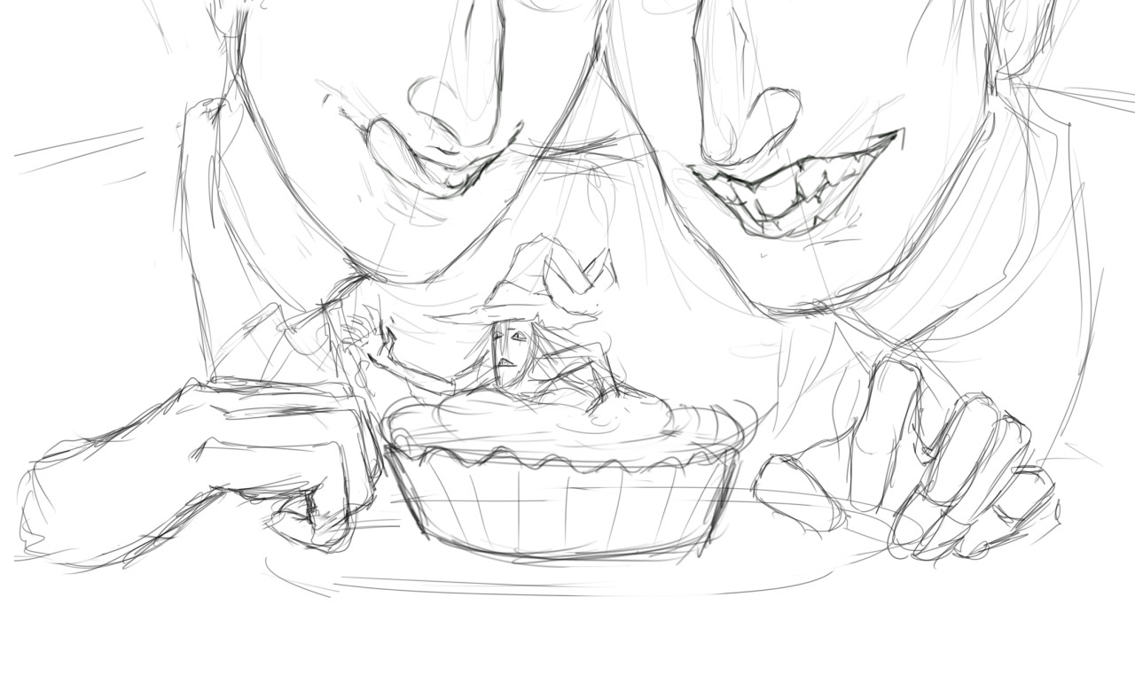 suddenly mega riddler and mega hatter vs. scarecrow pie????? >///w///<