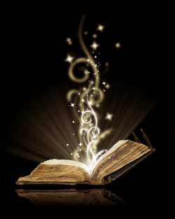 haughtyspirit:  The magic of books…