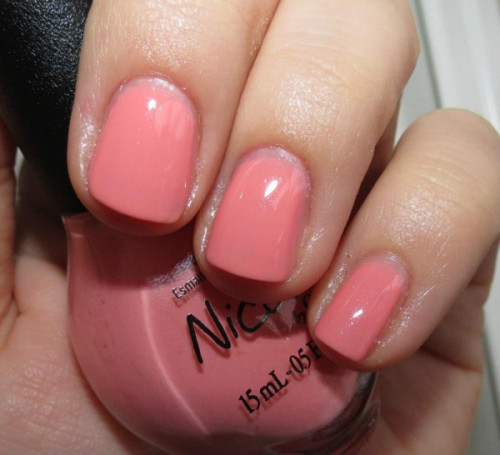 "Selena Gomez' ""Selena"" from her Nicole by OPI Nail Polish Collection!"