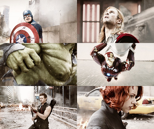 Favorite Movies of 2012: The Avengers