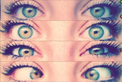4-ever-y-o-u-n-g:  my eyes! rebloggggggg  mt beautiful friend's eyes <3 REBLOG