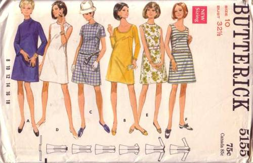 "Fact: Whenever I happen across a Butterick pattern, it reminds me of how proud Merlin was that he'd got the name right on RotL, even if he had misspoke when he called me a seamstress. ""I got some points for knowing Butterick, though, right?"""