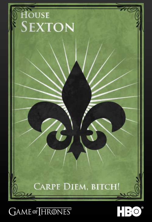 House Sexton for the win! JoinTheRealm.com