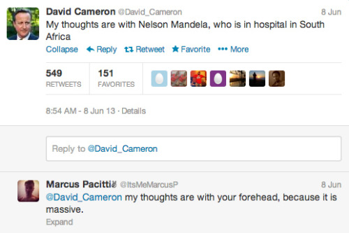 One of my favourite ever Twitter moments.