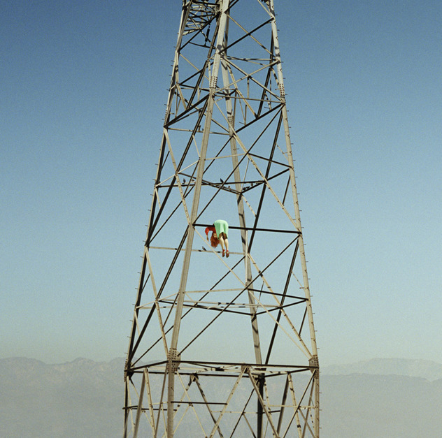 mpdrolet:  4:29pm, Van Nuys and Eye #8 (Electric Tower), 2012 Alex Prager