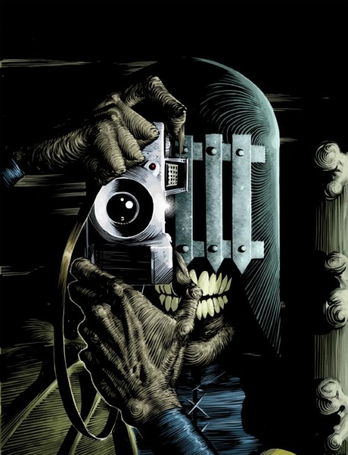 iamthedeadpool:  towritecomicsonherarms:  The killing joke