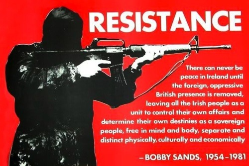 the-left-is-right:  32 years ago today Bobby Sands began his hunger strike.