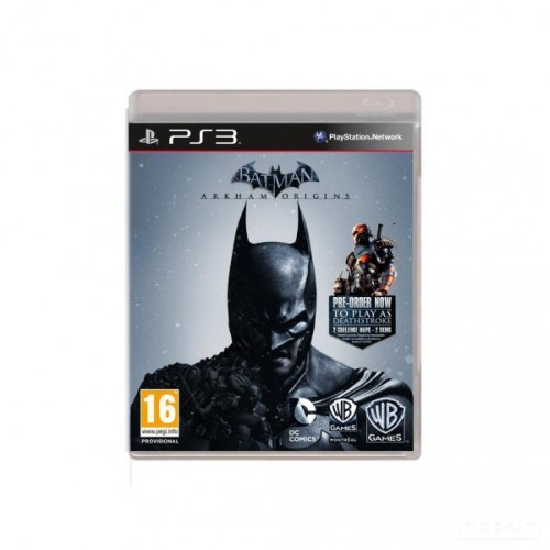 Batman Arkham Origins Box Art Revealed Watch the debut trailer