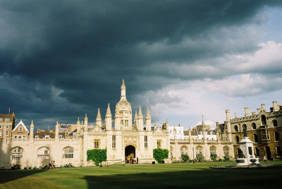 shipofthefens:  King's College, Cambridge (x)