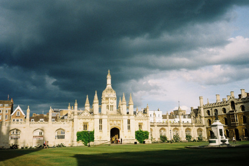 King's College, Cambridge (x)