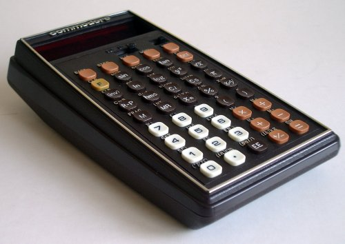 Commodore PR-100 - Programmable electronic calculator - 1978 Commodore International